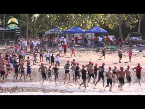 Promo 1era Fecha Acuatlon Costa Rica Playa Herradura Jacó - Jueves 7:00pm TD+ Canal 15 Cabletica