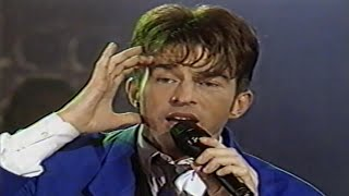 LIMAHL - The NeverEnding Story (Live, Spain 1989) HD