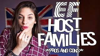 EF HOST FAMILIES: pros and cons