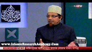 Jibon kothon Satv kazi Ibrahim and Dr.Manzur-E-Elahi Amanat 13-12-2013