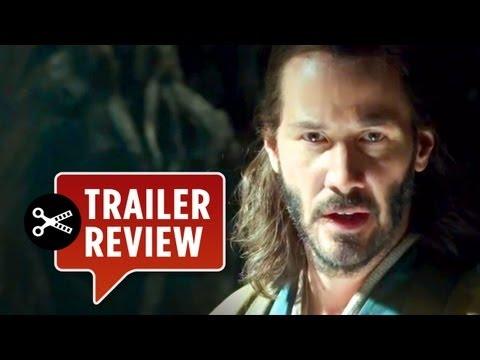 Instant Trailer Review 47 Ronin 2013 Keanu Reeves Rinko Kikuchi ...