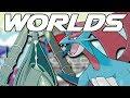KAMRAN JAHADI [USA] VS TRISTA MEDINE [USA] - RONDE 2 DAY 1 WORLDS 2017