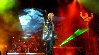 Judas Priest - The Hellion/Electric Eye istanbul 10 july 2011