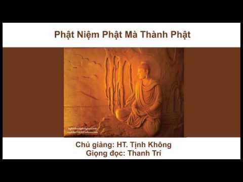 Phật Niệm Phật Mà Thành Phật