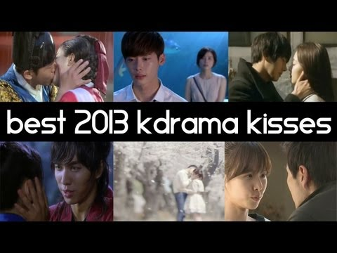 Top 10 Best Korean Drama Kisses Of 2013 - Top 5 Fridays video