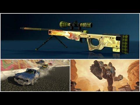 В Counter-Strike продали винтовку за 60 000 $   Игровые новости