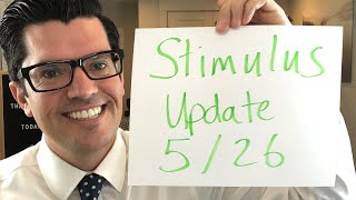Second Stimulus Update 5/26. $5000 plan explained. $450 a week discussed.