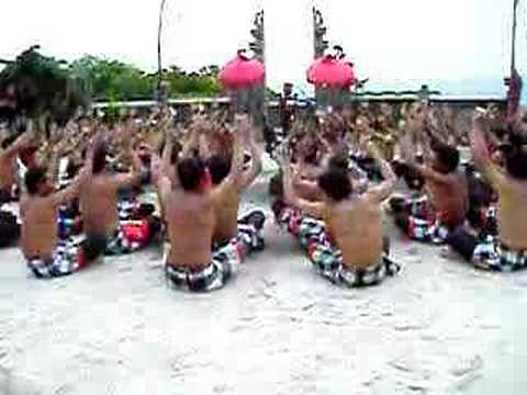 Kecak Dance in Bali