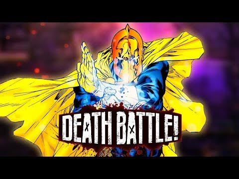 Doctor Fate is Destined for DEATH BATTLE