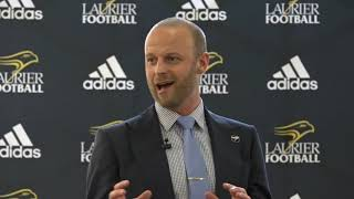 OUA Football - Laurier introduces their 2019 recruiting class