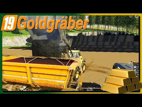 LS19 Goldgräber ⛏️ Lange Wege im Kohlestollen | GOLD und BERGBAU in Alaska! [s12e90]