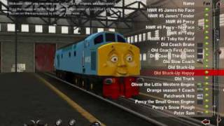 My Thomas Trainz Collection Part 6
