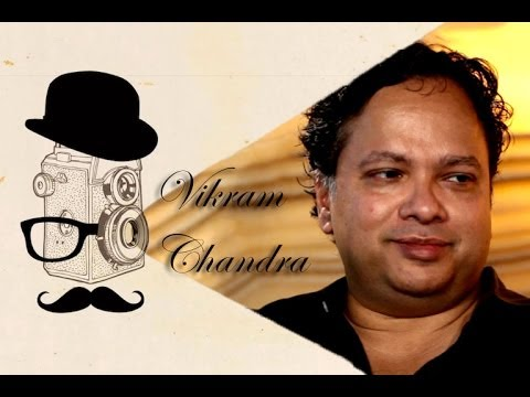 Vikram Chandra on what writers can learn from the movies