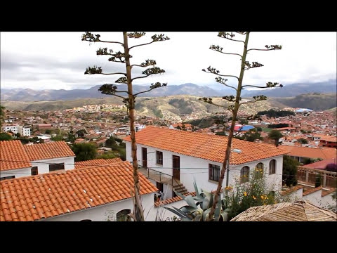 Sucre / Bolivia / Cityvideo/ April 2012/ HD