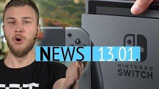 Battlefield 1-Spieler gebannt, weil zu gut - Nintendo Switch-Details zusammengefasst - News