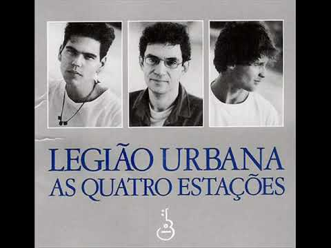 Legio Urbana - Meninos E Meninas
