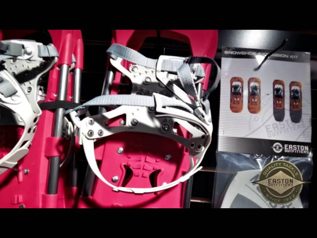 Easton Outfitter's 2014 Molded Snowshoe