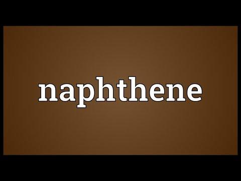 Header of naphthene