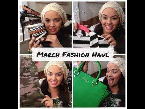 HAUL: March Fashion Finds