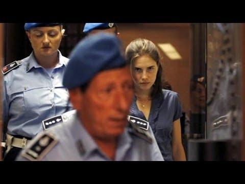 Amanda Knox and Raffaele Sollecito guilty of Kercher Italy murder