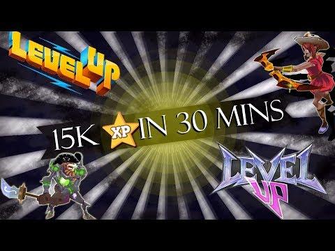 Arcane Legends | HOW TO EARN 15K XP IN 30 MINS!!!