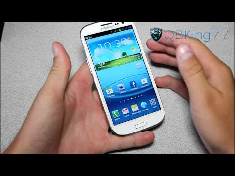 How to Take a Screen Shot on the Samsung Galaxy S III
