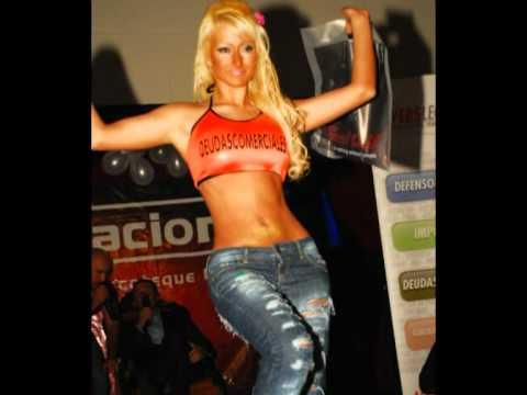 Veronica Zolvini Modelo Miss Reef Uruguaya