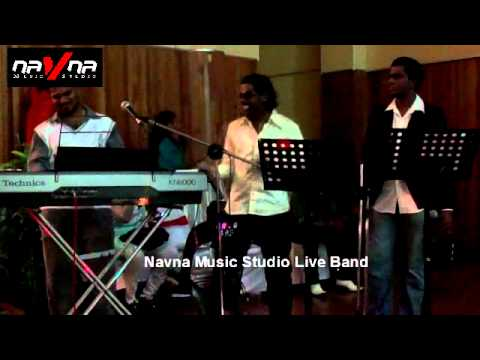 Navna Music Studio - Live Band (lock Up La La Song) video