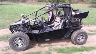 RC Good Year D.A  Neue Buckelpiste ! RC + 1/1er Buggy ! Video + Diashow