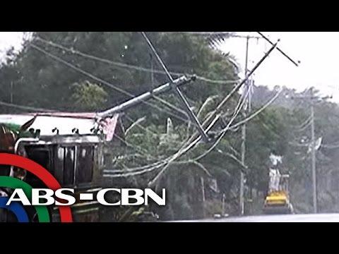 TV Patrol: Hagupit ng bagyong 'Karen' sa Catanduanes