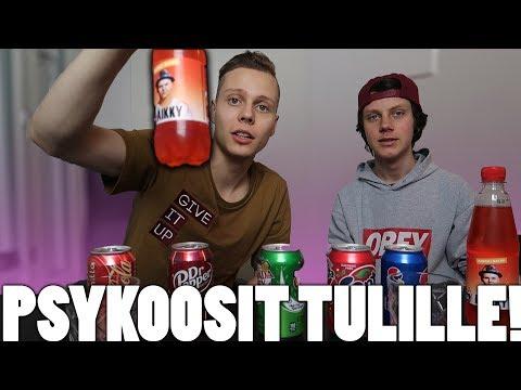 TESTISSÄ PSYKOOSILINDEN LIMU!!FT. MAUTON