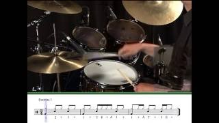 Learning Drums Lesson -  Stylistic Studies in 3/4 Time Signature