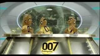 007 PUBLIGUIAS - CIA LIBERARTE, CHILE - BODA