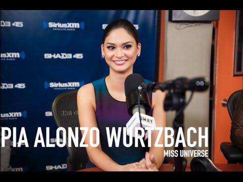 Miss Universe 2015 Pia Alonzo Wurtzbach on Steve Harvey + Sings Karaoke & Shuts Down DB