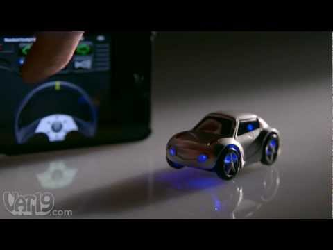 ZenWheels R/C Microcar for iOS and Android demo video