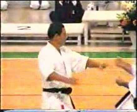 Shirai Kime waza multiple counterattacks