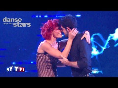 DALS S05 - Un tango avec Miguel Angel Munoz et Fauve Hautot sur ''Addicted to you'' (Avicii)