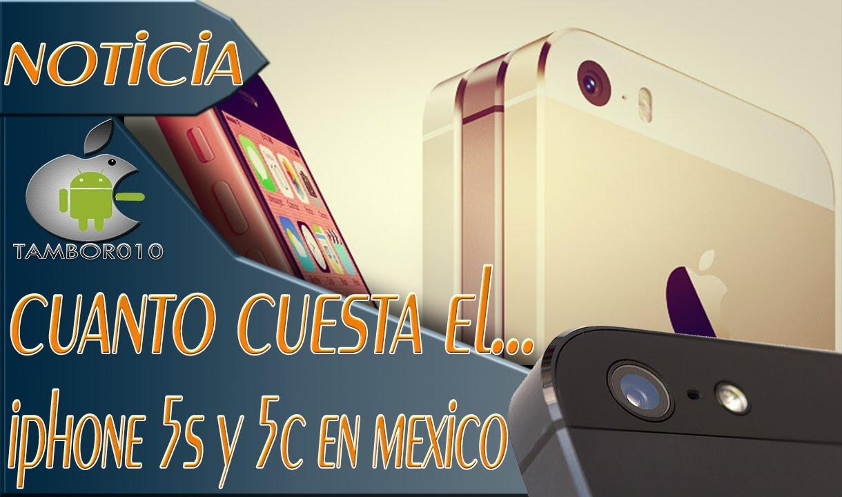 Iphone Cuanto Cuesta Cuanto Cuesta el Iphone 5s y
