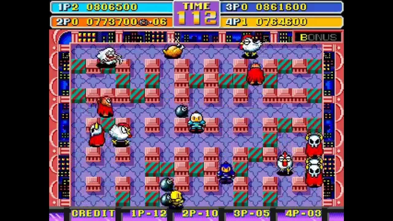 Bomberman World Game Bomberman World/new