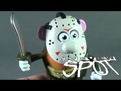 Toy Spot - Mr. Potato Head Poptaters Collector's Edition Friday the 13th Jason Voorhees