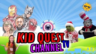 Kid Quest TV ABC's With Nana