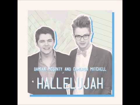 Damian McGinty and Cameron Mitchell - Hallelujah Cover