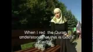 o mulțime de ortodox se convertește la islam în Rusia