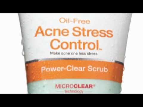 Neutrogena Oil-Free Acne Stress Control TVC
