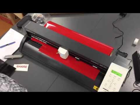 Roland GS 24 workflow