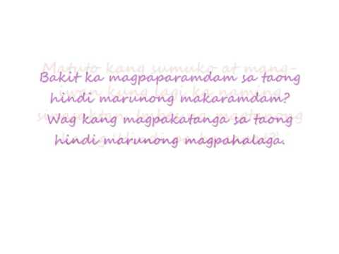 in love quotes tagalog. makeup love quotes tagalog