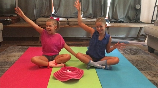 Fun Move Challenge | K5 Sisters