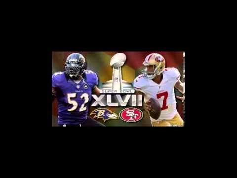 Super Bowl 47 (XLVII) - Radio Play-by-Play Coverage - Westwood One Radio Sports NFL