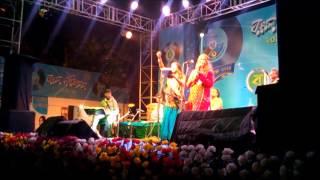 MAITRAYEE BANDYOPADHYAY Bangla Flok Song Tomar Ghore Lalan Fakir