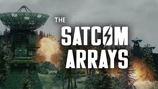 The SatCom Arrays - Where Wasteland Villains Wade with Highwater-Trousers - Fallout 3 Lore